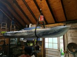 Pelican Strike 120x Sit on Top Kayak 12-feet - Gray GREAT CO