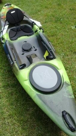 Perception Pescador 12 kayak