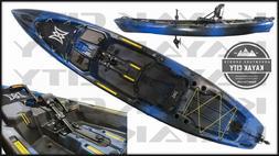 Perception Pescador Pilot 12.0 Pedal Fishing Kayak Factory B