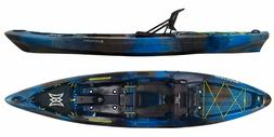 Perception Pescador Pro 12.0 Kayak w/FREE Paddle