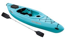 Sun Dolphin Phoenix 10.4 Sit-In Kayak Boat Sea Blue Paddle I