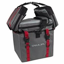 PLAB88140 Weekend Series Kayak Crate Soft Bags, Grey Fly Box