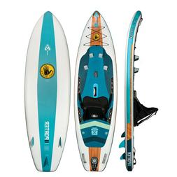 Body Glove Porter Inflatable Kayak/SUP Hybrid with Accessori
