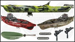 Old Town Predator MK Motorized Kayak Fishing Package