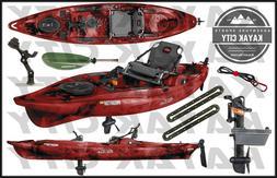 predator pdl pedal kayak w angler package