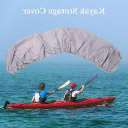 Professional Waterproof Kayak Canoe Dust Cover Fishing Boat