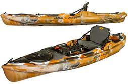 Ocean Kayak Prowler Big Game II, Fishing Kayak, Orange Camo