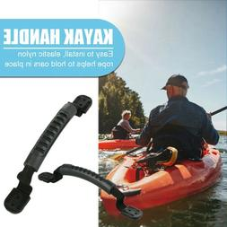 PVC Equipment Luggage Carry Kayak Accessories Rowing Boat Ha