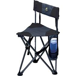 GCI Outdoor Quik-E-Seat, Black