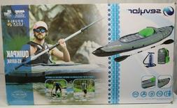 quikpak k5 1 person kayak
