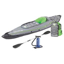 Sevylor Quilpak K5 1-Person Kayak