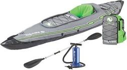 Sevylor Quilpak K5 1-Person Kayak | No Tax Most States