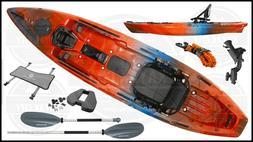 Wilderness Systems Radar 115 Fishing Kayak w/FREE Fishing Pa