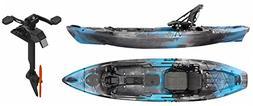 Wilderness Systems Radar 115 w/Pedal Drive Fishing Kayak