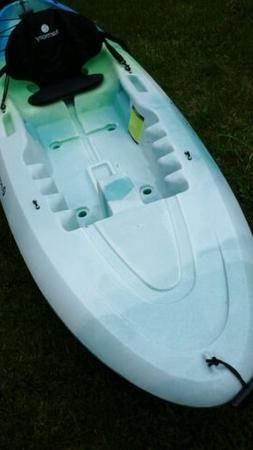 Perception Rambler 9.5  sit on top kayak.