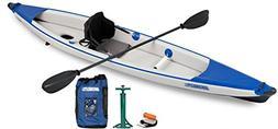 Sea Eagle Razorlite 393rl Inflatable Kayak with Pro Carbon P
