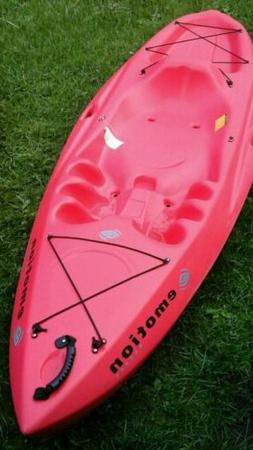 Emotion Renegade kayak