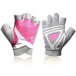 Rowing Gloves for Women - Ideal for Indoor Rowing, Sculling,