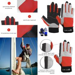 Sailing Gloves Men Women For Fishing Boating Kayaking Surfin