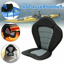 Sale Deluxe Adjustable Padded Kayak Seat + Detachable Back B