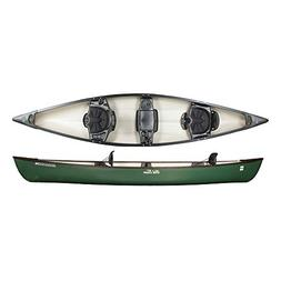 Old Town Saranac 146 Recreational Family Canoe, Green, 14 Fe
