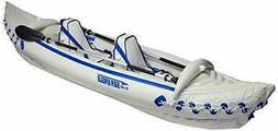 Sea Eagle SE330 Inflatable Sport Kayak Pro Package