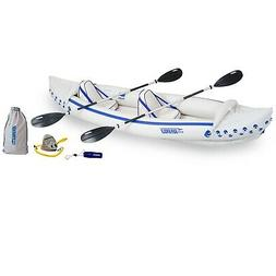 Sea Eagle SE370K_PT 370 Kayak Pro Package