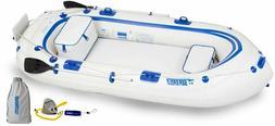 Sea Eagle SE9 Inflatable Motormount Boat Fisherman's Dream P