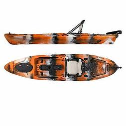 Vibe Kayaks Sea Ghost 110 | 11 Foot | Angler Sit On Top Fish