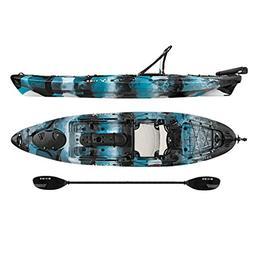 Vibe Kayaks Sea Ghost 110 | 11ft Angler - Single Person, Sit