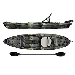 Vibe Kayaks Sea Ghost 110 | 11ft Angler - Single Person, Sit