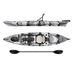 Vibe Kayaks Sea Ghost 130 | 13ft Angler - Single Person, Sit