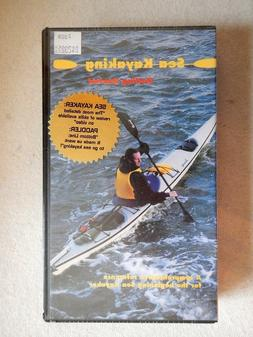 Sea Kayaking Getting Started  - VHS Video Tape - Comprehensi