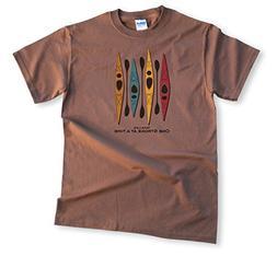 sea kayaking t shirt