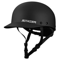 Predator Shiznit Kayak Helmet-Black-XS/M