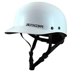 Predator Shiznit Kayak Helmet-White-XS/M