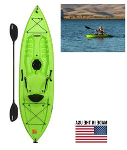 Sit on Top Kayak with Paddle Keeper Storage Adult Fishing Wa