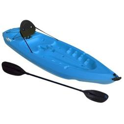 Sit-On-Top Kayaks - Blue Lotus Adult Kayak - 8 ft. 90112 w/
