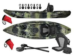 Vibe Kayaks Skipjack 90 | 9ft Angler - Single Person, Sit On