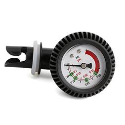 ULKEME Special Purpose Air Pressure Gauge Thermometer Connec