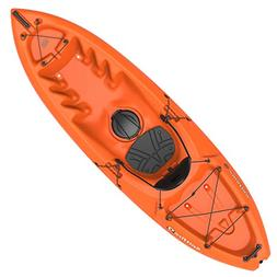 Emotion Spitfire Sit-On-Top Kayak, Orange, 9'