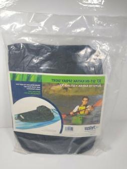 Pelican Spray Skirt Kayak  Adjustable Water Repellent  10' J