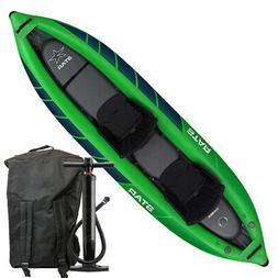star inflatable raven ii self bailing kayak
