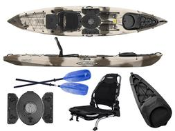Malibu Kayaks Stealth-14 Desert CAMO Fishing Sit on Top Kaya