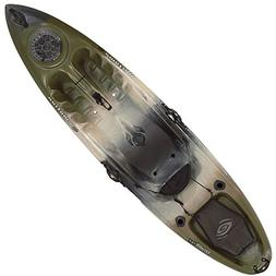 eMotion Stealth Angler Sit-On-Top Kayak, Camo, 10'3""