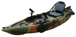 Eddy Gear Stingray LR Premium Sit On Top Fishing Kayak