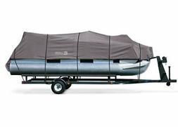 Classic Accessories StormPro Pontoon Boat Cover, Fits Pontoo