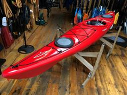 Dagger Stratos 12.5 Touring Kayak Size Large - Red - New 201