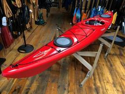Dagger Stratos 12.5 Touring Kayak Size Large - Red - New 201