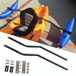 Strong Pole Sidekick Arm Kit for Kayak Boat Outrigger Stabil